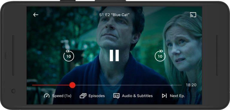 Netflix oynatma hızı testlerini savundu