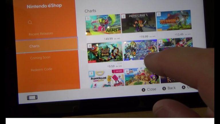 Nintendo Switch eShop'ta indirim rüzgarı!