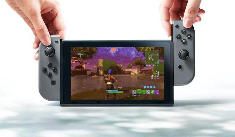 Nintendo Switch en çok satan konsol oldu