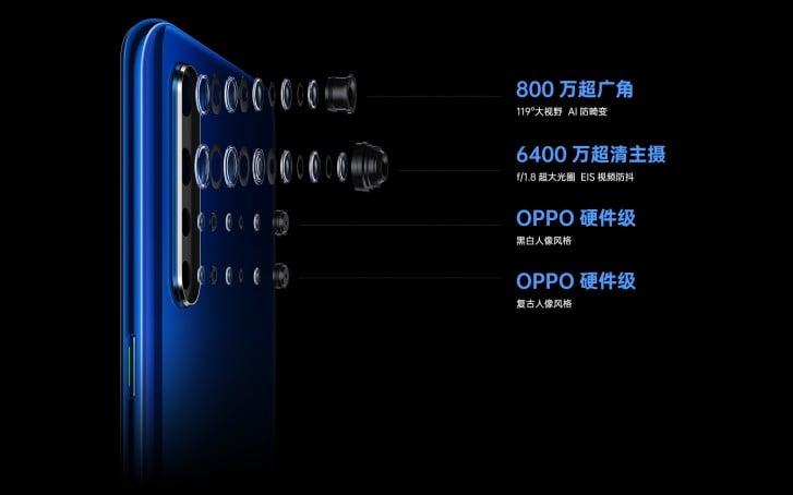 Uygun fiyatlı Oppo K5 64MP ana kamerayla geliyor!