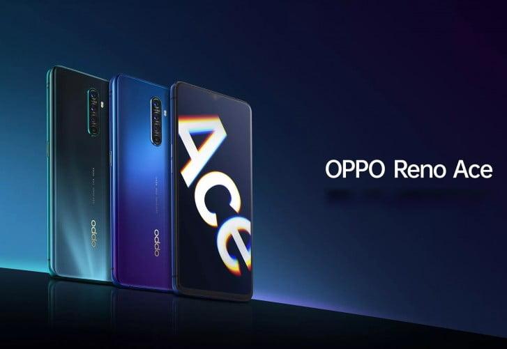 Yarım saatte şarj olan Oppo Reno Ace tanıtıldı! İşte özellikleri!