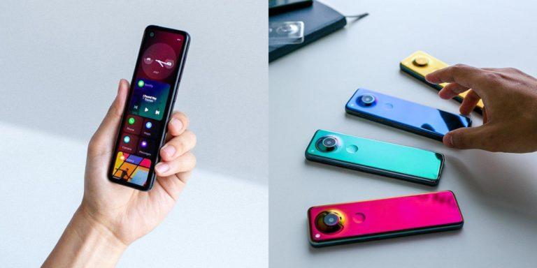 Android'in mucidinden sıra dışı telefon!