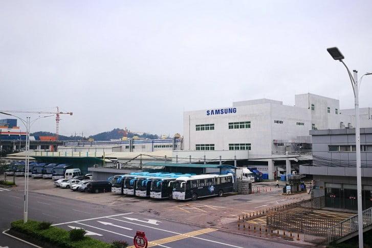 Samsung Çin'deki son fabrikasını da kapattı