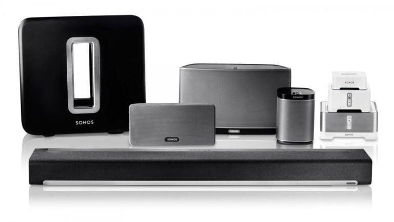 Sonos hoparlör kiralamaya başlıyor