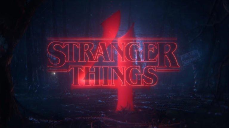 Stranger Things 4 için tüm hazırlıklar tamam
