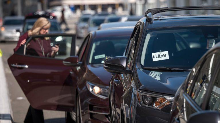 Uber ve Lyft için Los Angeles'ta yasak geldi