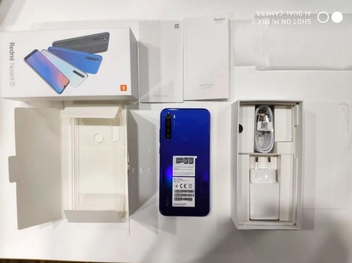 Xiaomi Redmi Note 8T özellikleri netleşiyor