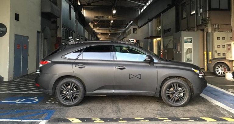 Zoox otonom taksileri Las Vegas'ta çalışmaya başlıyor