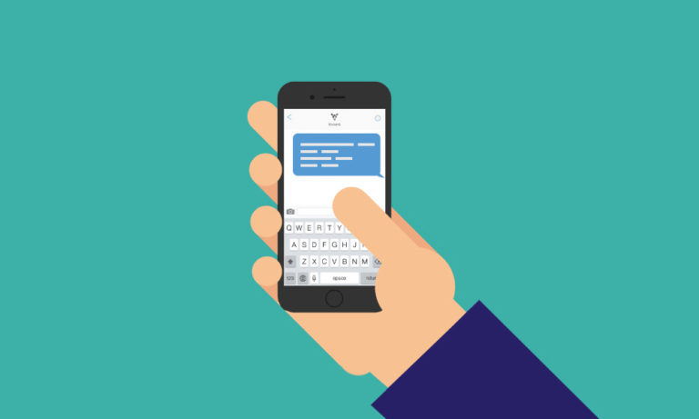 Ölü sevgilisinden SMS aldı, şok geçirdi