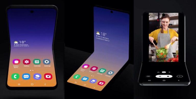 Samsung W20 5G için geri sayım başladı!