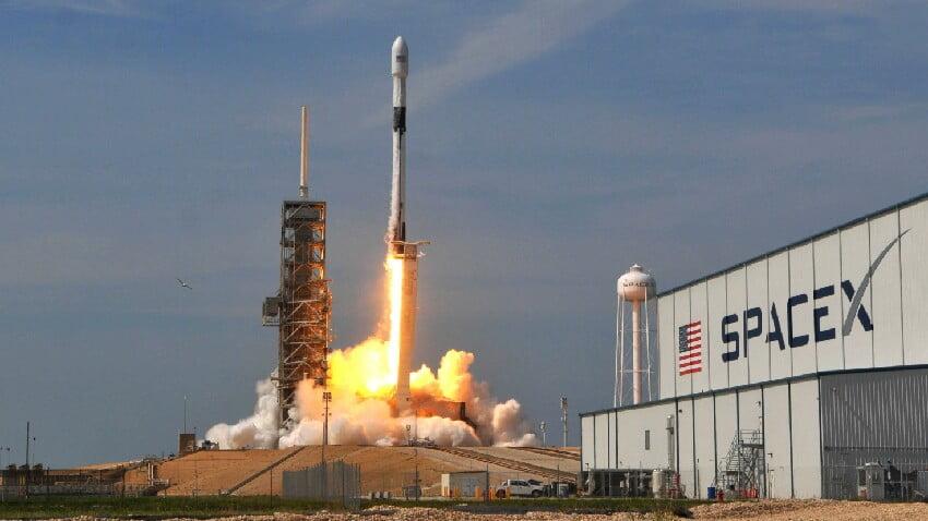 Falcon Heavy gizli görev