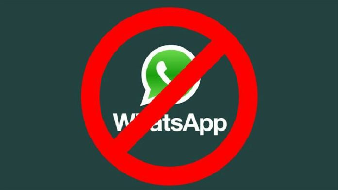 WhatsApp çifte standart