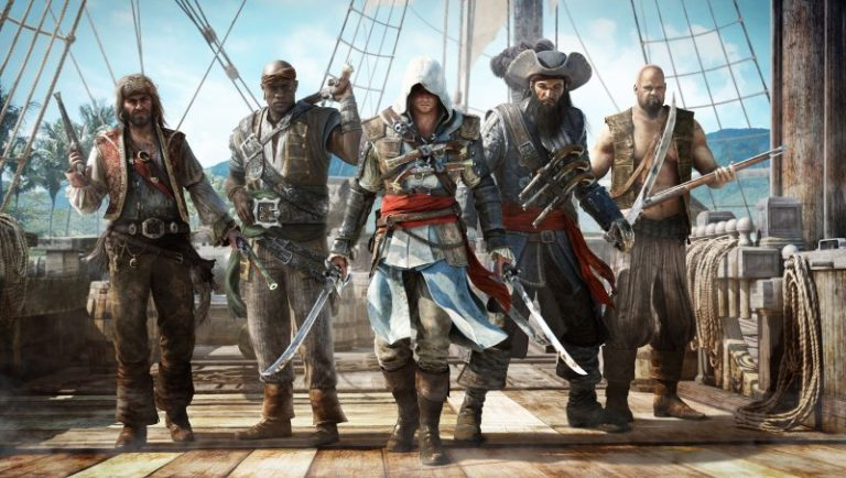 AC 4 Black Flag ve AC Rogue Switch'e geliyor