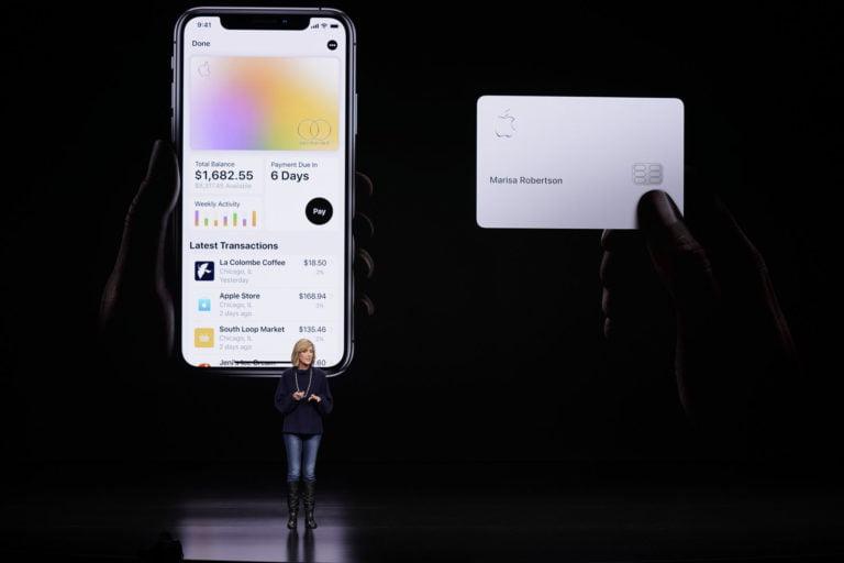 Apple Card cinsiyet ayrımcılığı krizinde başrolde