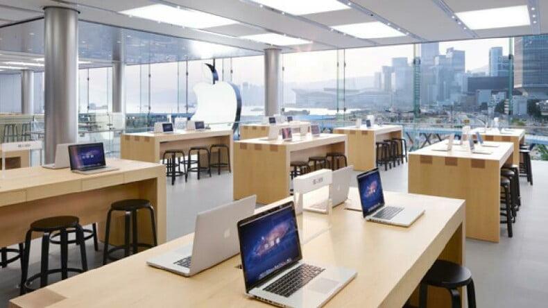 İstanbul üçüncü Apple Store