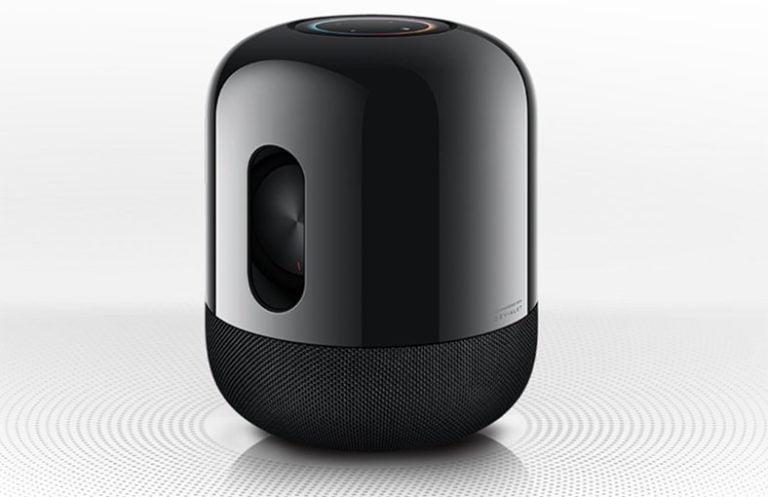 Apple HomePod'u piyasadan silecek Huawei Sound X tanıtıldı!