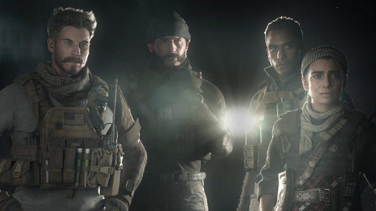 Call of Duty Modern Warfare grafik karşılaştırması