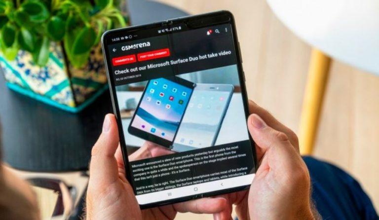 Samsung Galaxy Fold satışlarını arttırmayı planlıyor