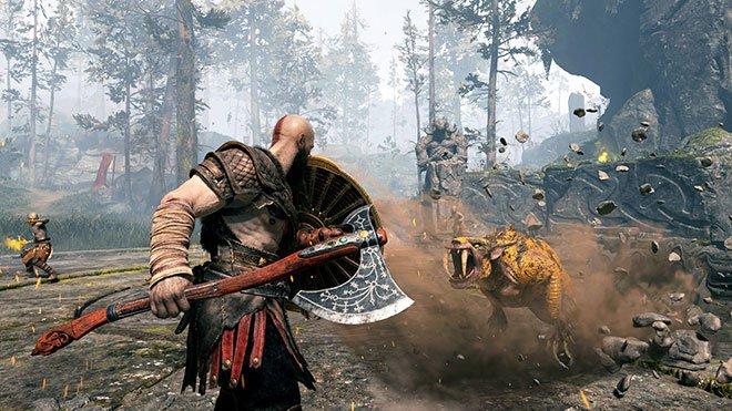 Yeni God of War oyunu mu geliyor?