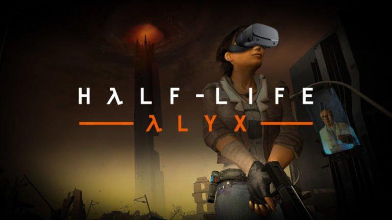 Half Life Alyx için ilk oynanış videosu geldi