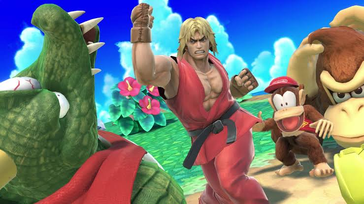 Super Smash Bros. Ultimate Street Fighter 2'yi solladı!