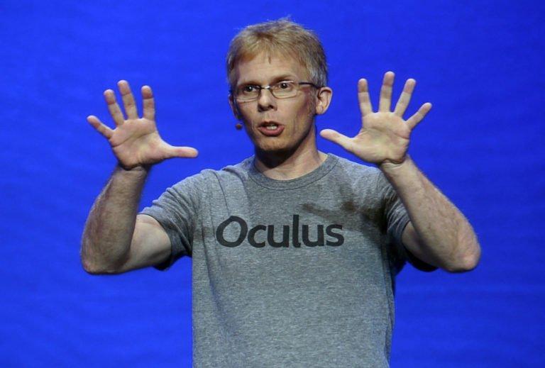 John Carmack yapay zeka geliştirmeye başlıyor