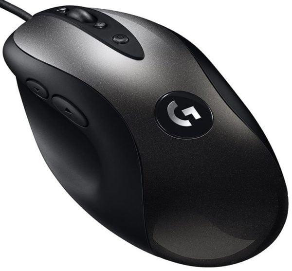 Logitech MX518 gaming mouse inceleme
