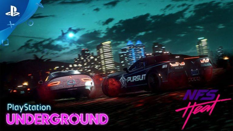 Need for Speed Heat için yarım saatlik oynanış videosu
