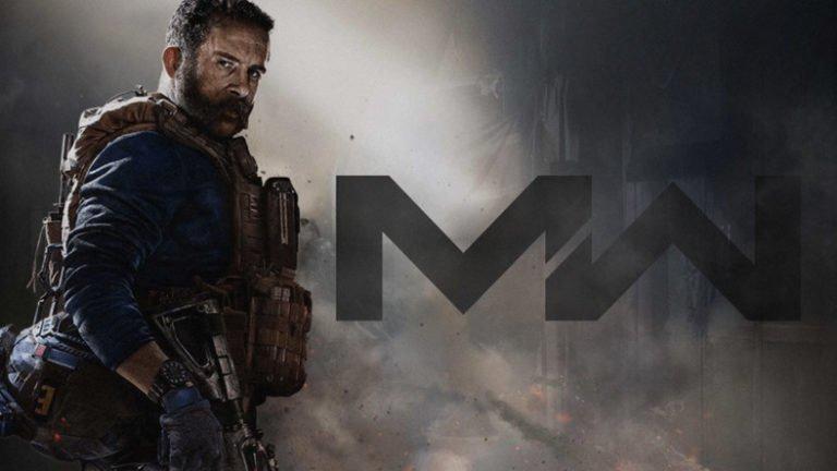 CoD Modern Warfare en çok satan oyun oldu