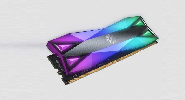 XPG SPECTRIX D60G DDR4 RGB ile yüksek performans ve görsellik