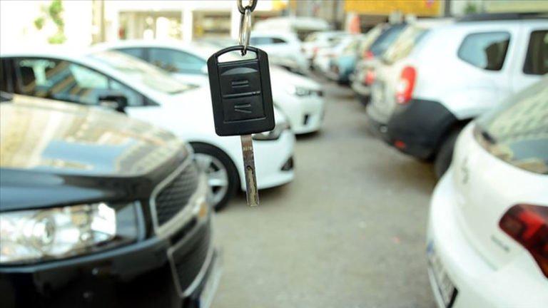 İkinci el otomobil fiyatları artmaya devam ediyor