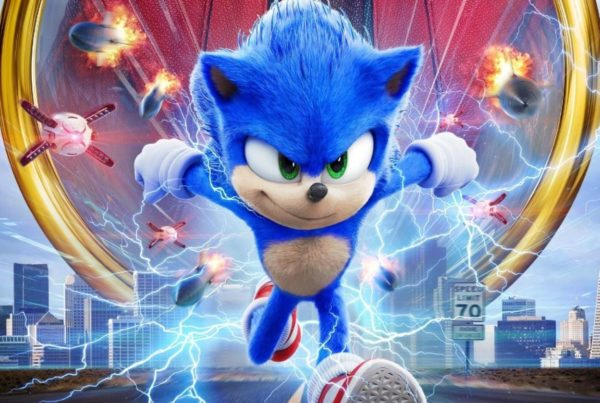 Sonic the Hedgehog filmi