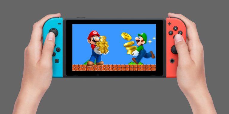 En çok satan Nintendo Switch oyunları