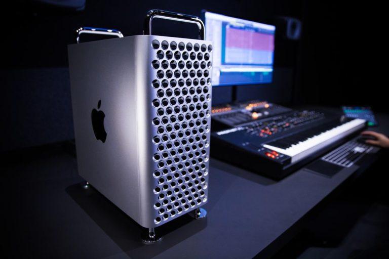 Calvin Harris yeni Mac Pro kullanırken görüntülendi!