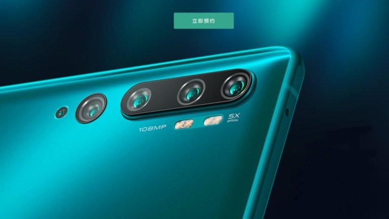 Xiaomi Mi CC9 Pro SD730G ile geliyor