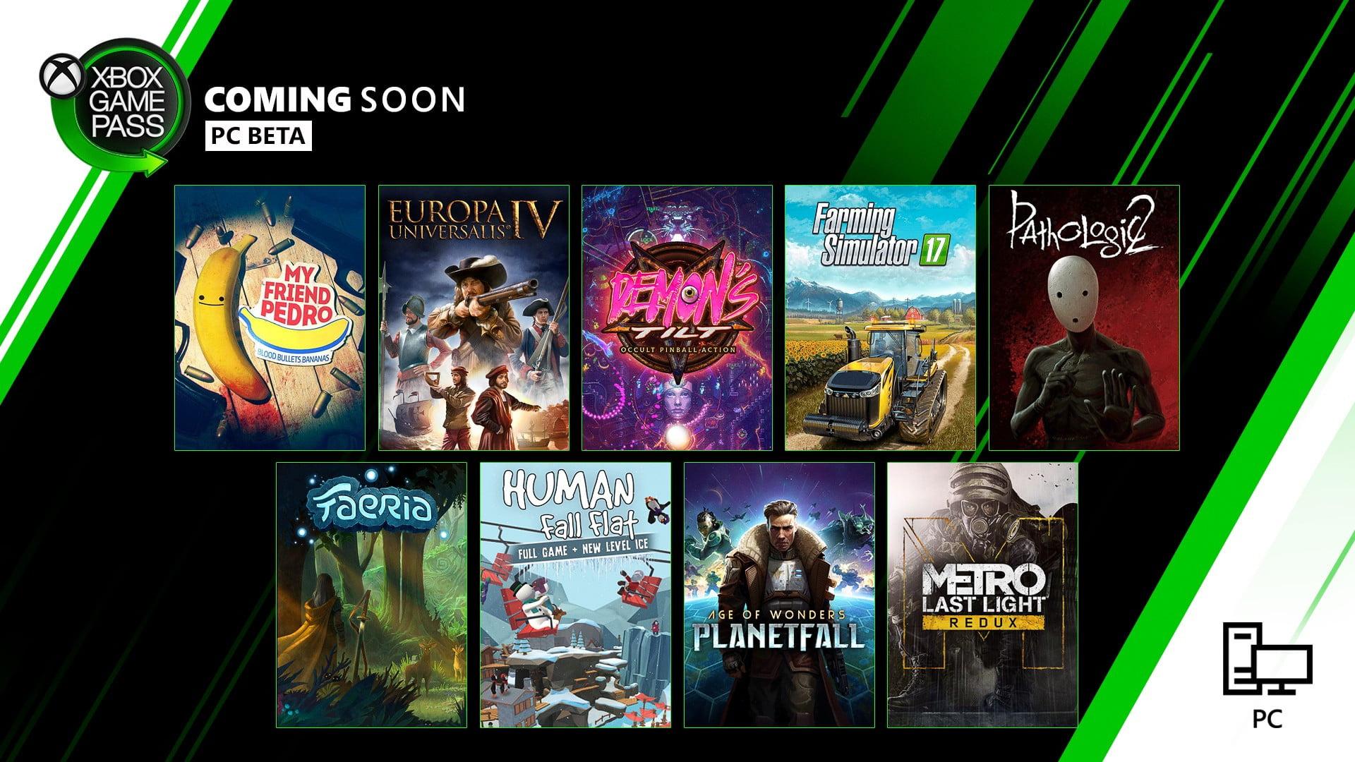 Xbox Game Pass Aralık oyunları