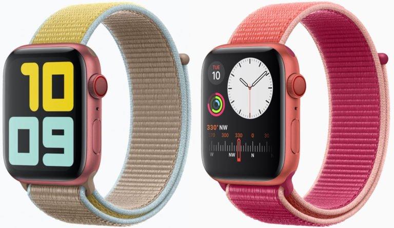 Kırmızı Apple Watch için geri sayım başladı!