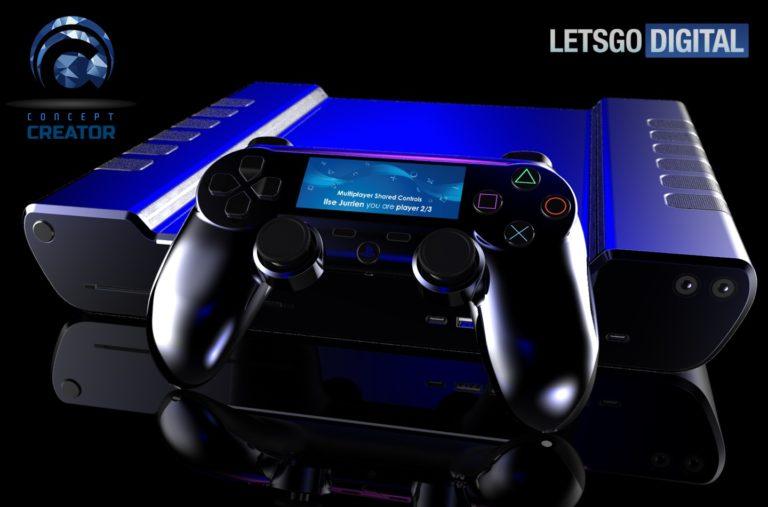 PlayStation 5 kontrolcüsü nasıl olacak?