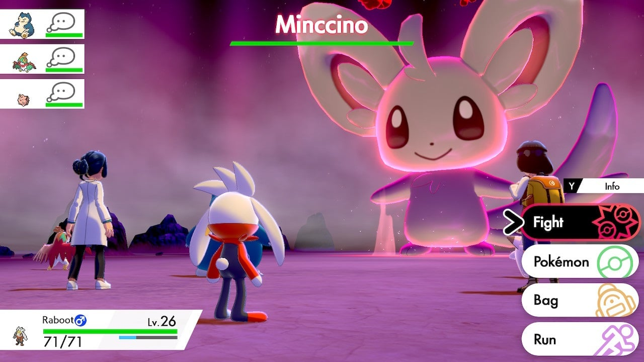 Pokemon Sword incelemesi