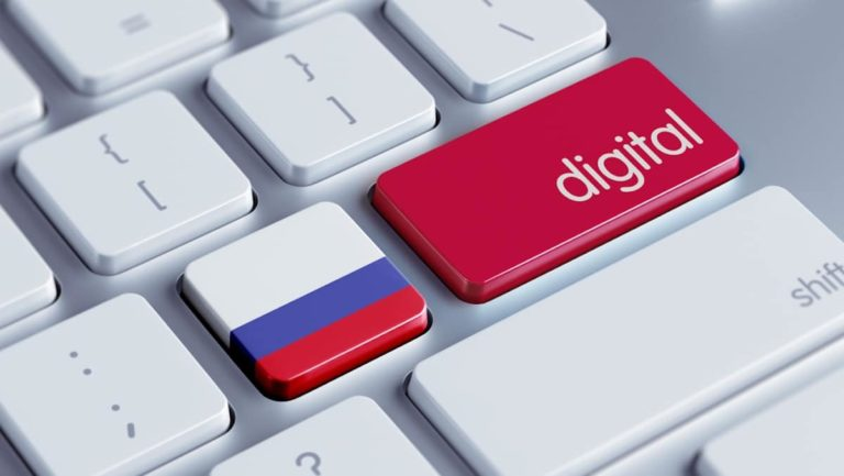 Rusya küresel internet bağlantısını kesti!