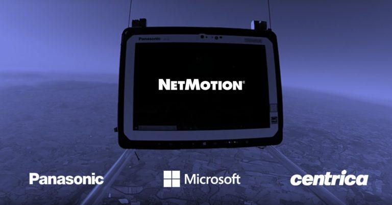 NetMotion Panasonic ve Microsoft stratosfere tablet gönderdi