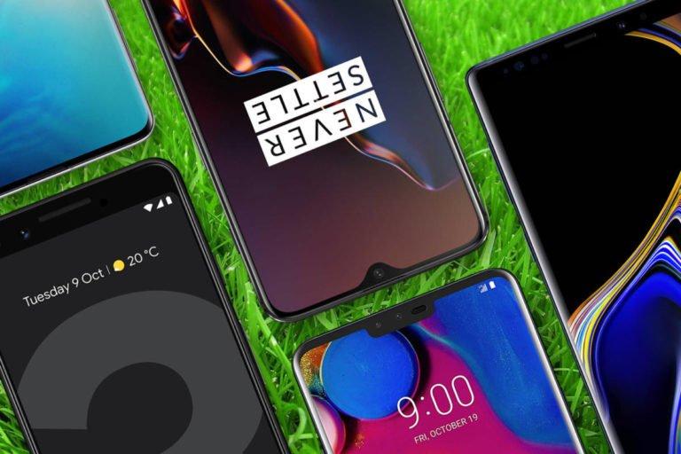AnTuTu'ya göre en güçlü telefonlar 2019 Aralık