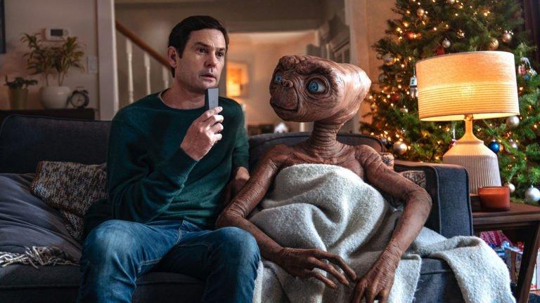 Comcast E.T. ile reklam yaptı ortalık karıştı