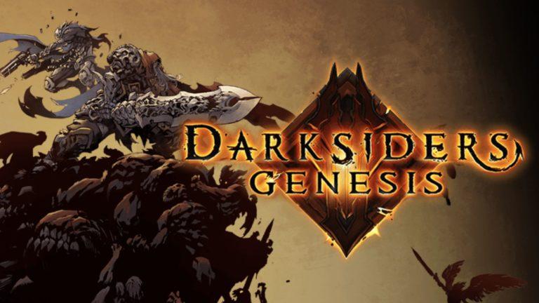 Darksiders Genesis Switch'de pek farklı olmayacak
