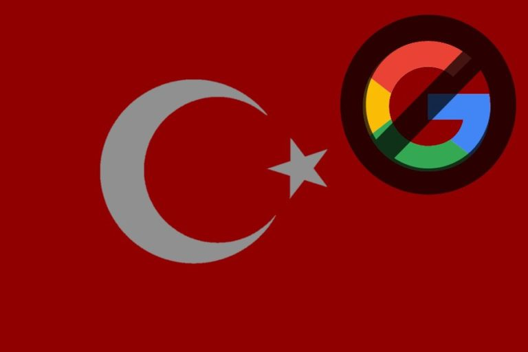 Google Türkiye restleşmesinde son durum