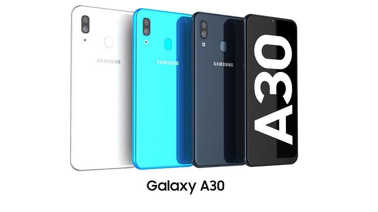 Bim Samsung Galaxy A30