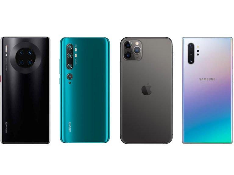 En iyi kameraya sahip telefonlar 2019!