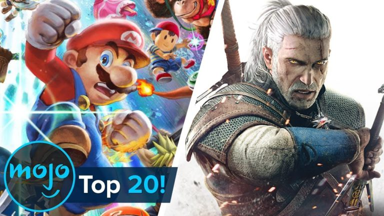 Son 10 yılın en iyi oyunları WatchMojo tarafından listelendi!
