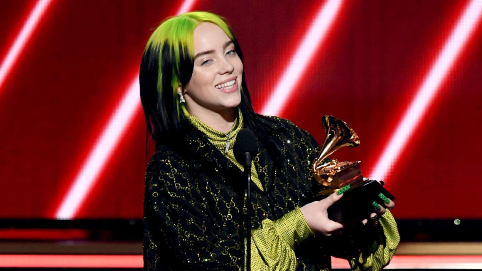 62. Grammy Ödülleri