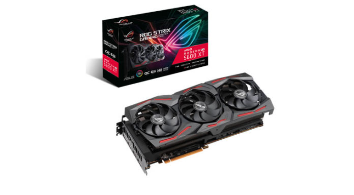 AMD Radeon RX 5600 XT